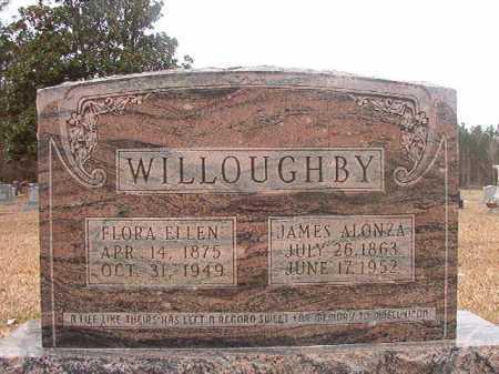 WILLOUGHBY, JAMES ALONZA - Union County, Arkansas | JAMES ALONZA WILLOUGHBY - Arkansas Gravestone Photos