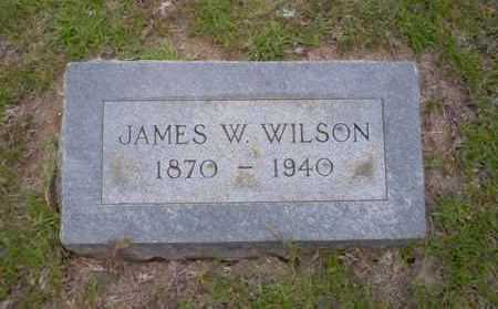 WILSON, JAMES W - Union County, Arkansas   JAMES W WILSON - Arkansas Gravestone Photos