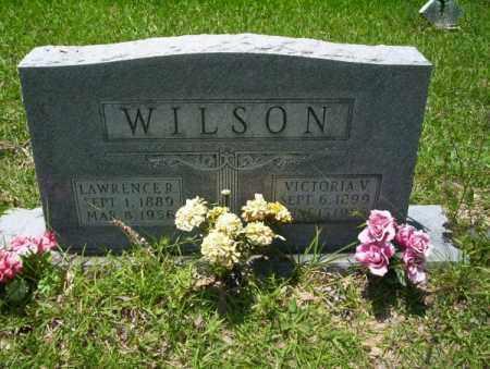 WILSON, LAWRENCE D - Union County, Arkansas   LAWRENCE D WILSON - Arkansas Gravestone Photos