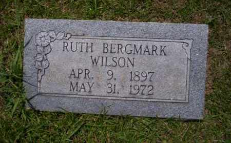 WILSON, RUTH - Union County, Arkansas   RUTH WILSON - Arkansas Gravestone Photos