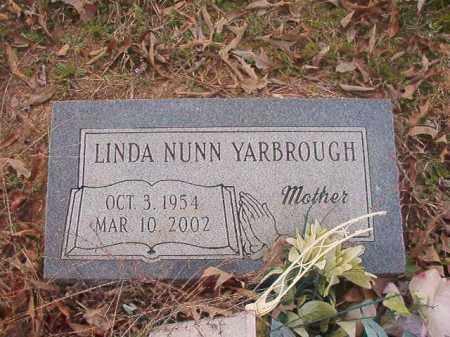 YARBROUGH, LINDA - Union County, Arkansas | LINDA YARBROUGH - Arkansas Gravestone Photos
