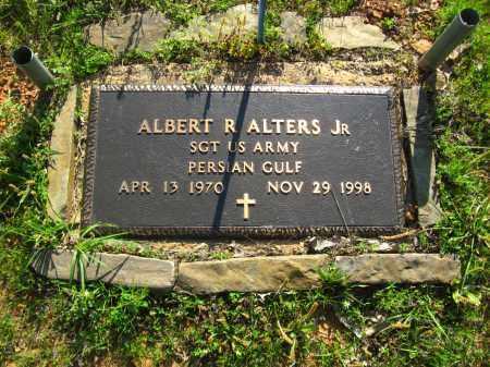 ALTERS JR  (VETERAN PGW), ALBERT R. - Van Buren County, Arkansas | ALBERT R. ALTERS JR  (VETERAN PGW) - Arkansas Gravestone Photos