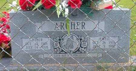 ARCHER, JEWELL - Van Buren County, Arkansas | JEWELL ARCHER - Arkansas Gravestone Photos