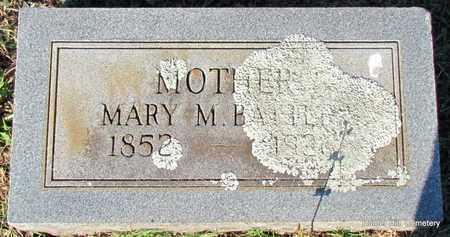 BATTLES, MARY M - Van Buren County, Arkansas   MARY M BATTLES - Arkansas Gravestone Photos