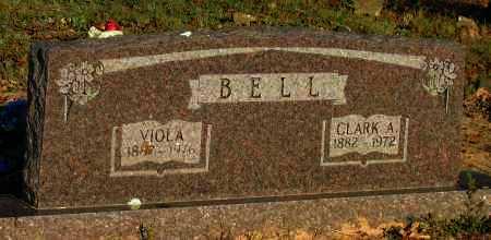 CLAYTON BELL, VIOLA - Van Buren County, Arkansas | VIOLA CLAYTON BELL - Arkansas Gravestone Photos
