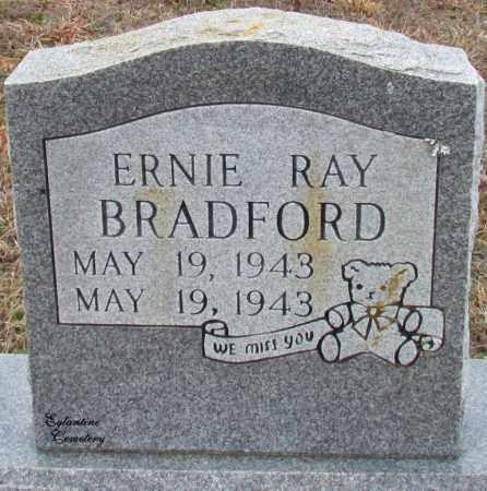 BRADFORD, ERNIE RAY - Van Buren County, Arkansas | ERNIE RAY BRADFORD - Arkansas Gravestone Photos