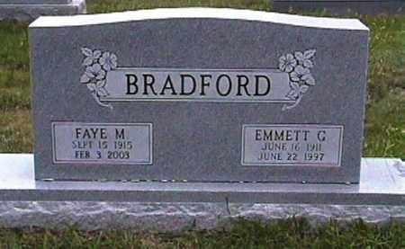 BRADFORD, FAYE M. - Van Buren County, Arkansas | FAYE M. BRADFORD - Arkansas Gravestone Photos