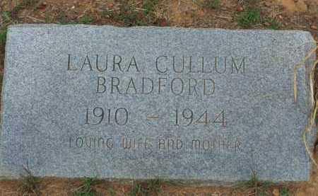 BRADFORD, LAURA - Van Buren County, Arkansas | LAURA BRADFORD - Arkansas Gravestone Photos