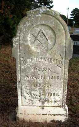 BRADFORD, WILLIAM KING - Van Buren County, Arkansas   WILLIAM KING BRADFORD - Arkansas Gravestone Photos