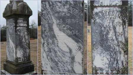 BRADFORD, D C - Van Buren County, Arkansas | D C BRADFORD - Arkansas Gravestone Photos