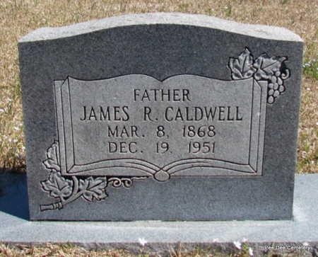 CALDWELL, JAMES R. - Van Buren County, Arkansas | JAMES R. CALDWELL - Arkansas Gravestone Photos