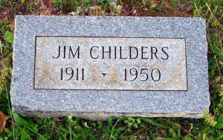 CHILDERS, JIM - Van Buren County, Arkansas | JIM CHILDERS - Arkansas Gravestone Photos