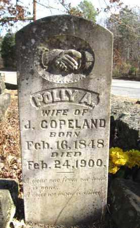 COPELAND, POLLY A. - Van Buren County, Arkansas | POLLY A. COPELAND - Arkansas Gravestone Photos