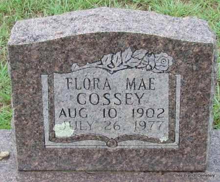 COSSEY, FLORA MAE - Van Buren County, Arkansas | FLORA MAE COSSEY - Arkansas Gravestone Photos