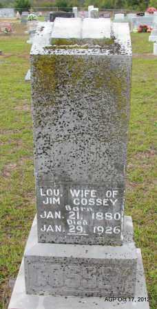 COSSEY, LOU - Van Buren County, Arkansas | LOU COSSEY - Arkansas Gravestone Photos