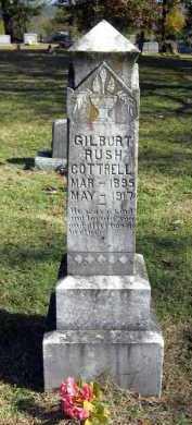 COTTRELL, GILBURT RUSH - Van Buren County, Arkansas   GILBURT RUSH COTTRELL - Arkansas Gravestone Photos