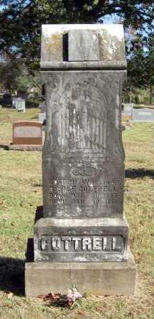 COTTRELL, JOSEPH W - Van Buren County, Arkansas | JOSEPH W COTTRELL - Arkansas Gravestone Photos