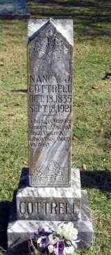 COTTRELL, NANCY J - Van Buren County, Arkansas | NANCY J COTTRELL - Arkansas Gravestone Photos