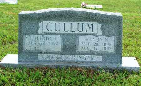 CULLUM, HENRY M - Van Buren County, Arkansas | HENRY M CULLUM - Arkansas Gravestone Photos
