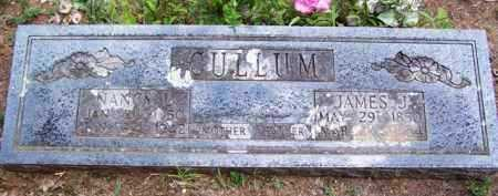 CULLUM, NANCY L. - Van Buren County, Arkansas | NANCY L. CULLUM - Arkansas Gravestone Photos