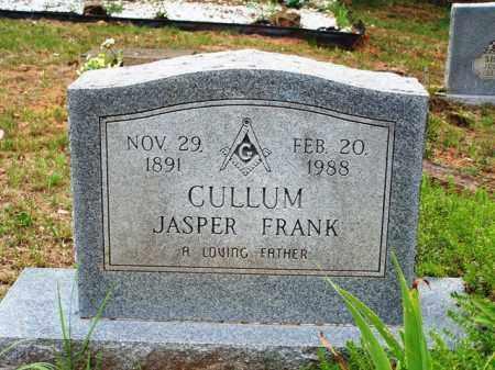 CULLUM, JASPER FRANK - Van Buren County, Arkansas | JASPER FRANK CULLUM - Arkansas Gravestone Photos
