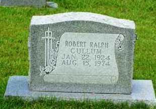 CULLUM, ROBERT RALPH - Van Buren County, Arkansas   ROBERT RALPH CULLUM - Arkansas Gravestone Photos