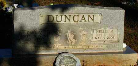 JUDD DUNCAN, NELLIE MAE - Van Buren County, Arkansas | NELLIE MAE JUDD DUNCAN - Arkansas Gravestone Photos