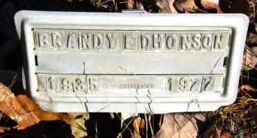 EDMONSON, BRANDY - Van Buren County, Arkansas | BRANDY EDMONSON - Arkansas Gravestone Photos