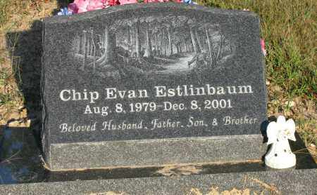 ESTLINBAUM, CHIP EVAN - Van Buren County, Arkansas | CHIP EVAN ESTLINBAUM - Arkansas Gravestone Photos