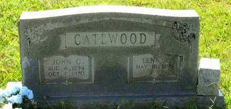 GATEWOOD, JOHN O - Van Buren County, Arkansas | JOHN O GATEWOOD - Arkansas Gravestone Photos