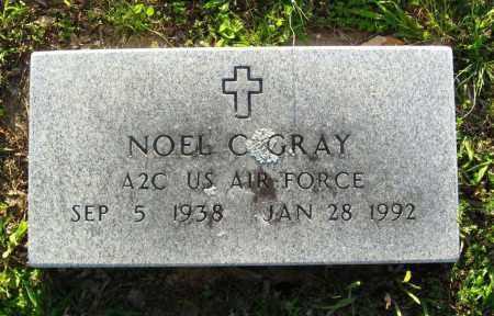 GRAY  (VETERAN), NOEL C - Van Buren County, Arkansas | NOEL C GRAY  (VETERAN) - Arkansas Gravestone Photos