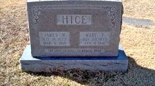 HICE, MARY T. - Van Buren County, Arkansas | MARY T. HICE - Arkansas Gravestone Photos