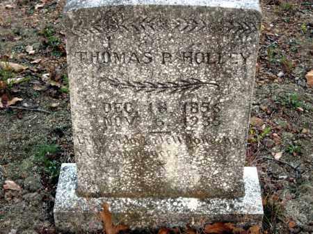HOLLEY, THOMAS P - Van Buren County, Arkansas | THOMAS P HOLLEY - Arkansas Gravestone Photos