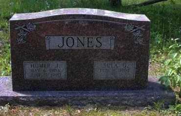 BOWLING JONES, SULA G. - Van Buren County, Arkansas | SULA G. BOWLING JONES - Arkansas Gravestone Photos