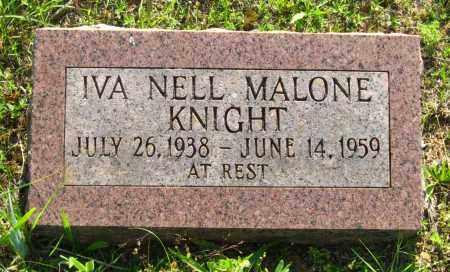KNIGHT, IVA NELL - Van Buren County, Arkansas | IVA NELL KNIGHT - Arkansas Gravestone Photos