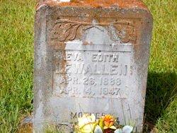 PAYNE LEWALLEN, EVA EDITH - Van Buren County, Arkansas | EVA EDITH PAYNE LEWALLEN - Arkansas Gravestone Photos