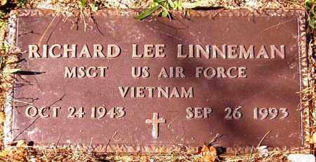 LINNEMAN  (VETERAN VIET), RICHARD LEE - Van Buren County, Arkansas | RICHARD LEE LINNEMAN  (VETERAN VIET) - Arkansas Gravestone Photos