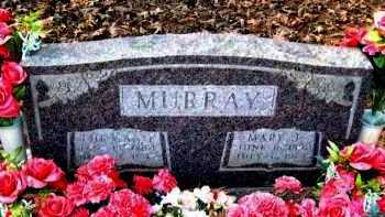 HOWARD MURRAY, MARY J - Van Buren County, Arkansas | MARY J HOWARD MURRAY - Arkansas Gravestone Photos
