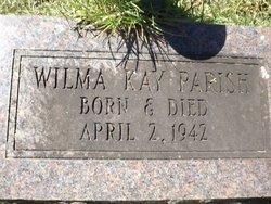 PARISH, WILMA KAY - Van Buren County, Arkansas   WILMA KAY PARISH - Arkansas Gravestone Photos
