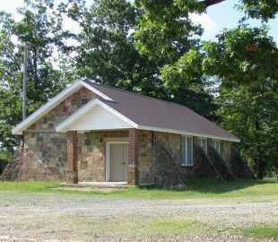 *CHURCH,  - Van Buren County, Arkansas |  *CHURCH - Arkansas Gravestone Photos