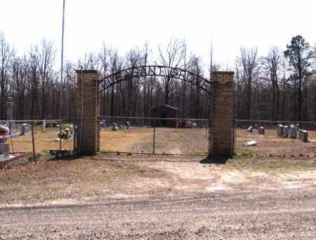 *ENTRANCE,  - Van Buren County, Arkansas |  *ENTRANCE - Arkansas Gravestone Photos