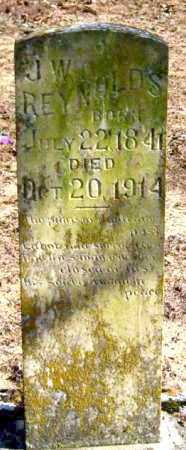 REYNOLDS, J W - Van Buren County, Arkansas | J W REYNOLDS - Arkansas Gravestone Photos