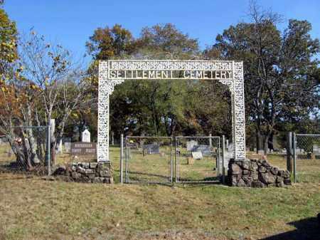 *ENTRANCE,  - Van Buren County, Arkansas    *ENTRANCE - Arkansas Gravestone Photos