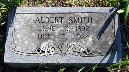 SMITH, ALBERT - Van Buren County, Arkansas   ALBERT SMITH - Arkansas Gravestone Photos