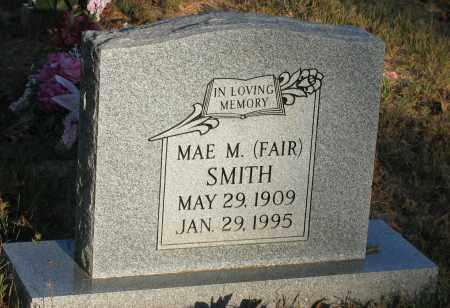 FAIR SMITH, MAE M - Van Buren County, Arkansas | MAE M FAIR SMITH - Arkansas Gravestone Photos