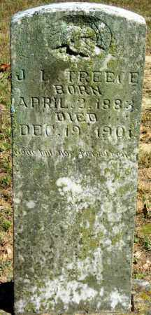 TREECE, J. L. - Van Buren County, Arkansas | J. L. TREECE - Arkansas Gravestone Photos