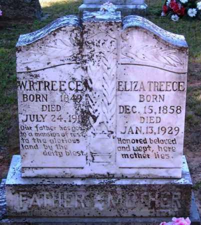 TREECE, W. R. - Van Buren County, Arkansas | W. R. TREECE - Arkansas Gravestone Photos