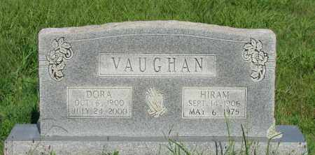 VAUGHAN, HIRAM - Van Buren County, Arkansas | HIRAM VAUGHAN - Arkansas Gravestone Photos