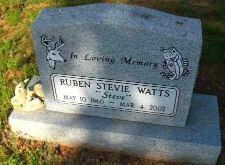 "WATTS, RUBEN  STEVIE ""STEVE"" - Van Buren County, Arkansas | RUBEN  STEVIE ""STEVE"" WATTS - Arkansas Gravestone Photos"