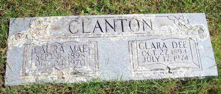 CLANTON, LAURA MAE - Washington County, Arkansas | LAURA MAE CLANTON - Arkansas Gravestone Photos